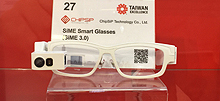 for Taiwan some company Smart Glasses ID design II